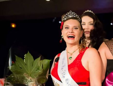 Photo of DISTINCTION Miss Pin Up France 2016 est aramonaise !