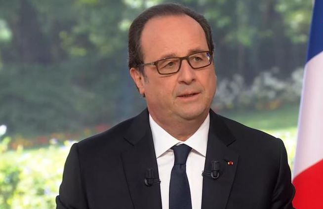 Photo of INDISCRÉTION François Hollande à Nîmes vendredi 25 novembre 2016