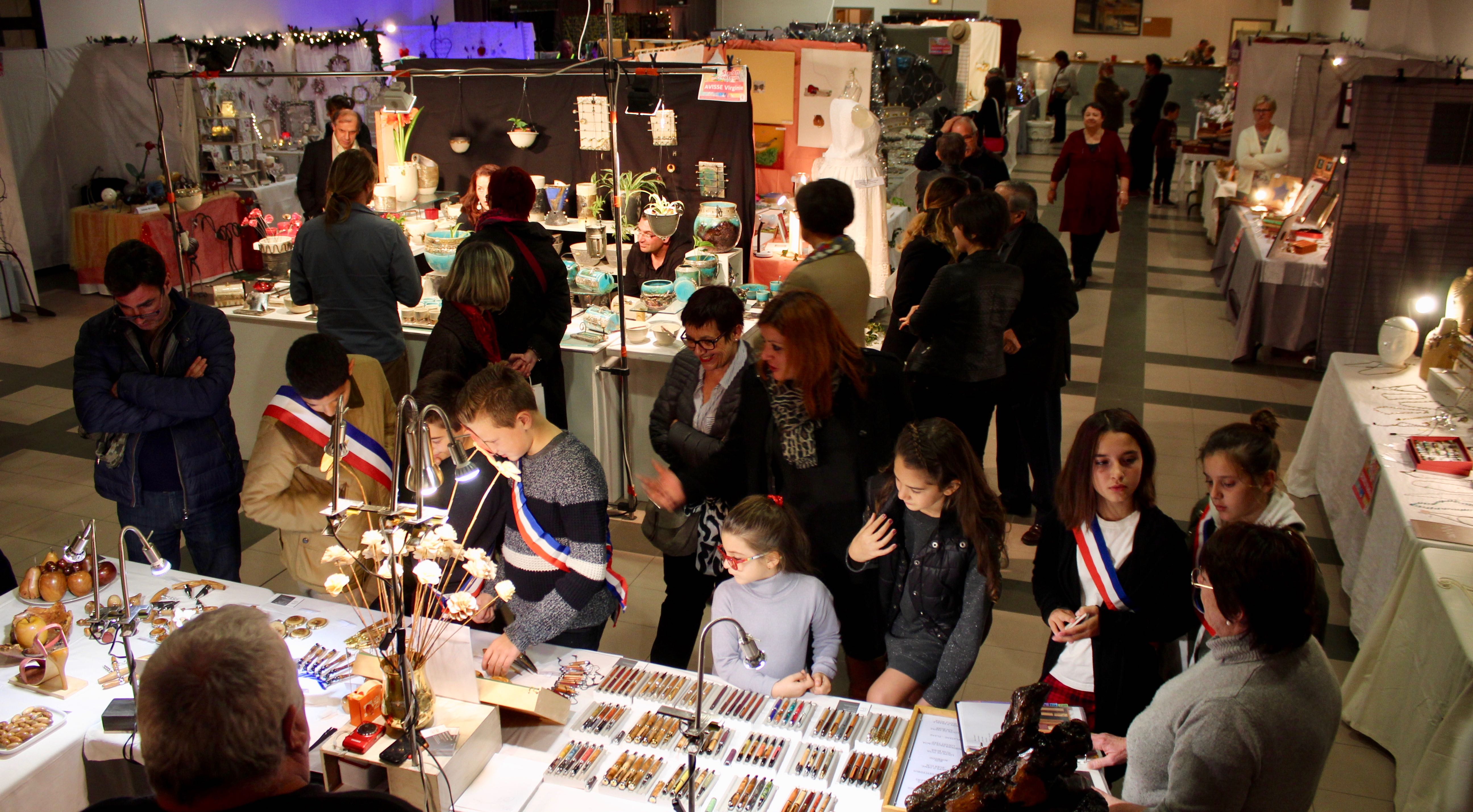 Photo of ARAMON Le 10e Salon des créateurs, c'est ce week-end !