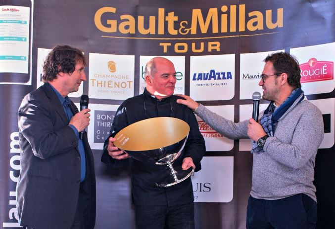 Photo of DISTINCTION Michel Kayser remporte le Gault & Millau d'Or 2016