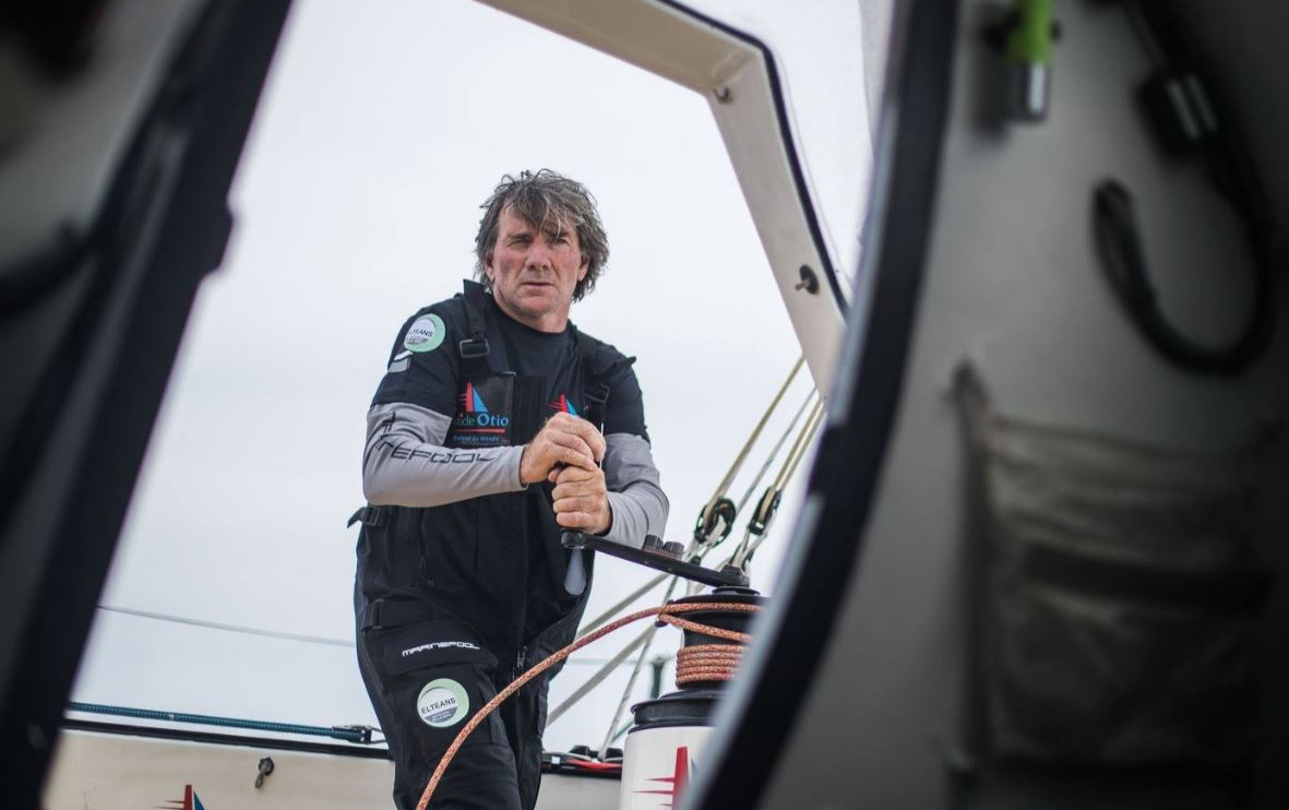 Photo of VENDÉE GLOBE Avarie grave : inquiétude pour Kito de Pavant
