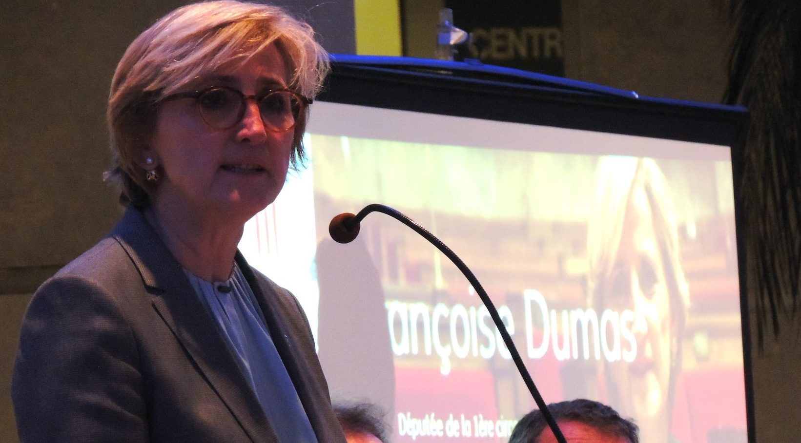 Photo of LÉGISLATIVES Le « ni-ni » de Françoise Dumas