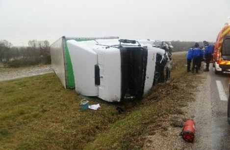 Photo of VALLABREGUES Accident de la circulation: 1 mort, 2 blessés