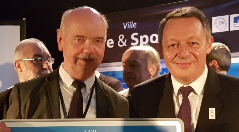 "DOMESSARGUES La commune obtient le label ""Ville Active et Sportive"""