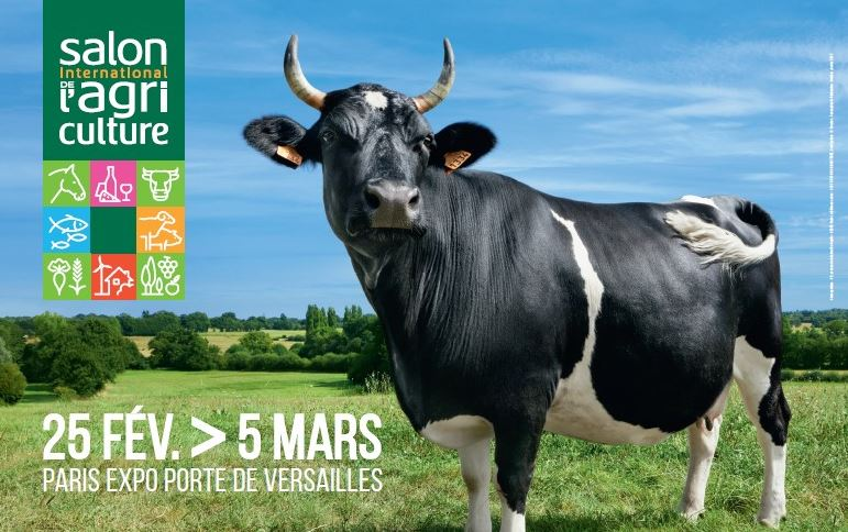 Paris terre de camargue au salon international de l for Agriculture salon