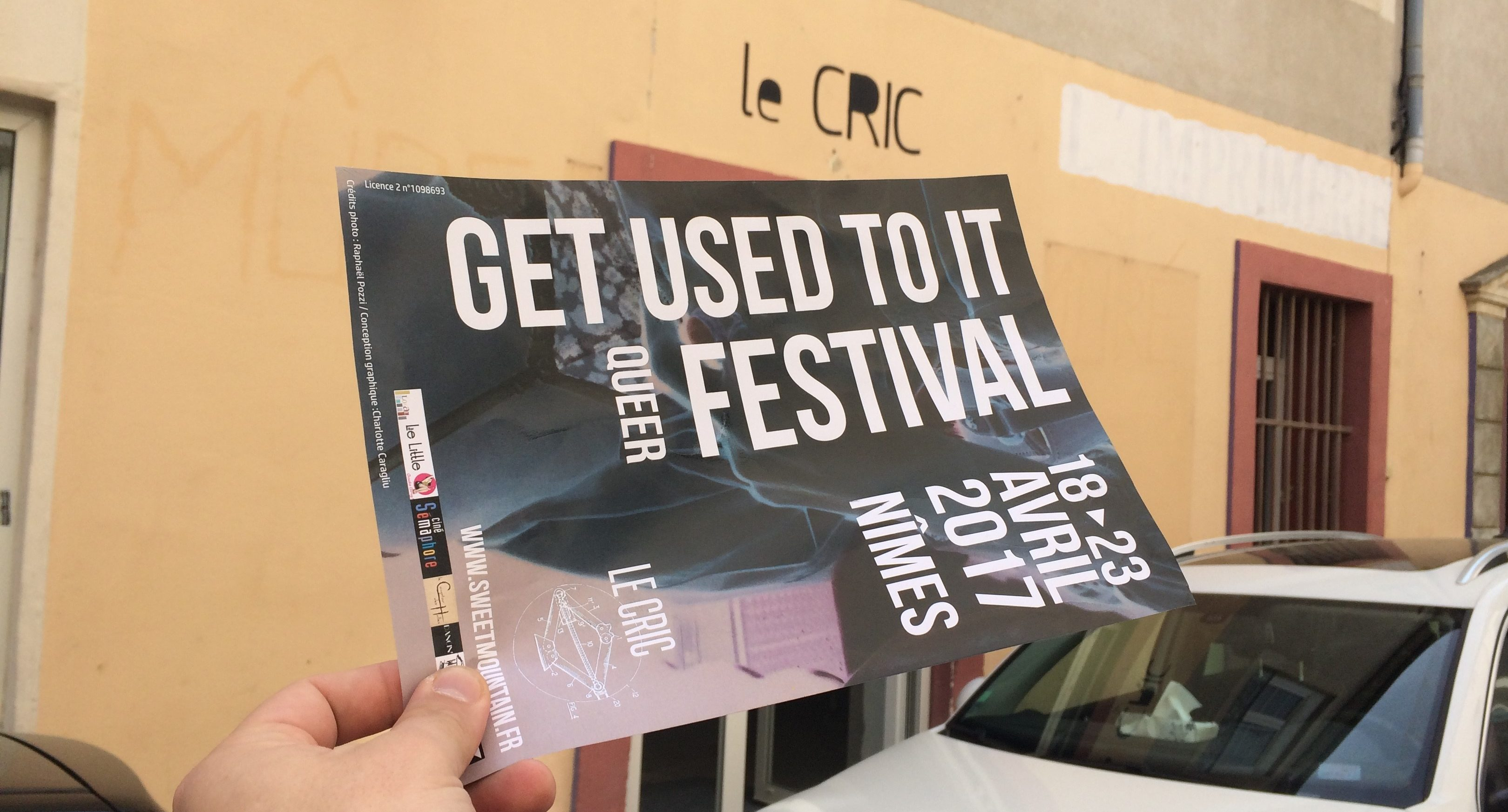 Photo of NÎMES Le Cric lance son « queer » festival