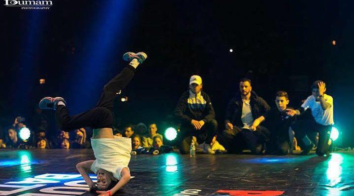 Photo of ALÈS Malik, sacré champion du monde de hip-hop à 10 ans
