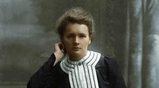 Marie Curie.