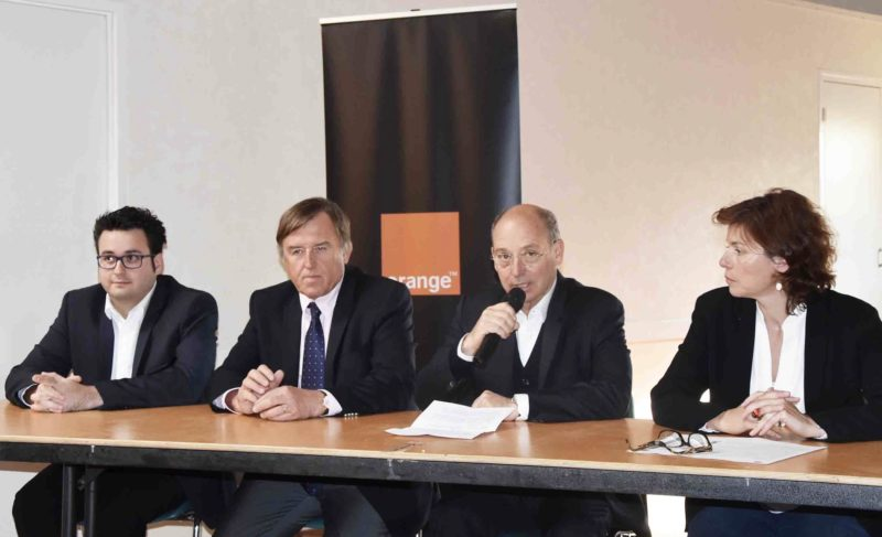 BOUILLARGUES La fibre optique Orange s'étend