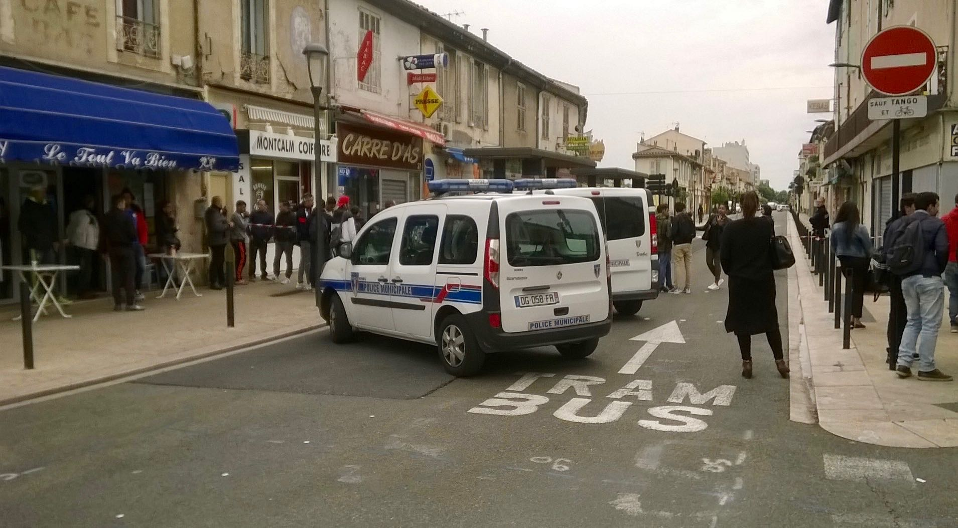 Photo of NÎMES Cambriolage d'un commerce du centre-ville, le voisin arrêté