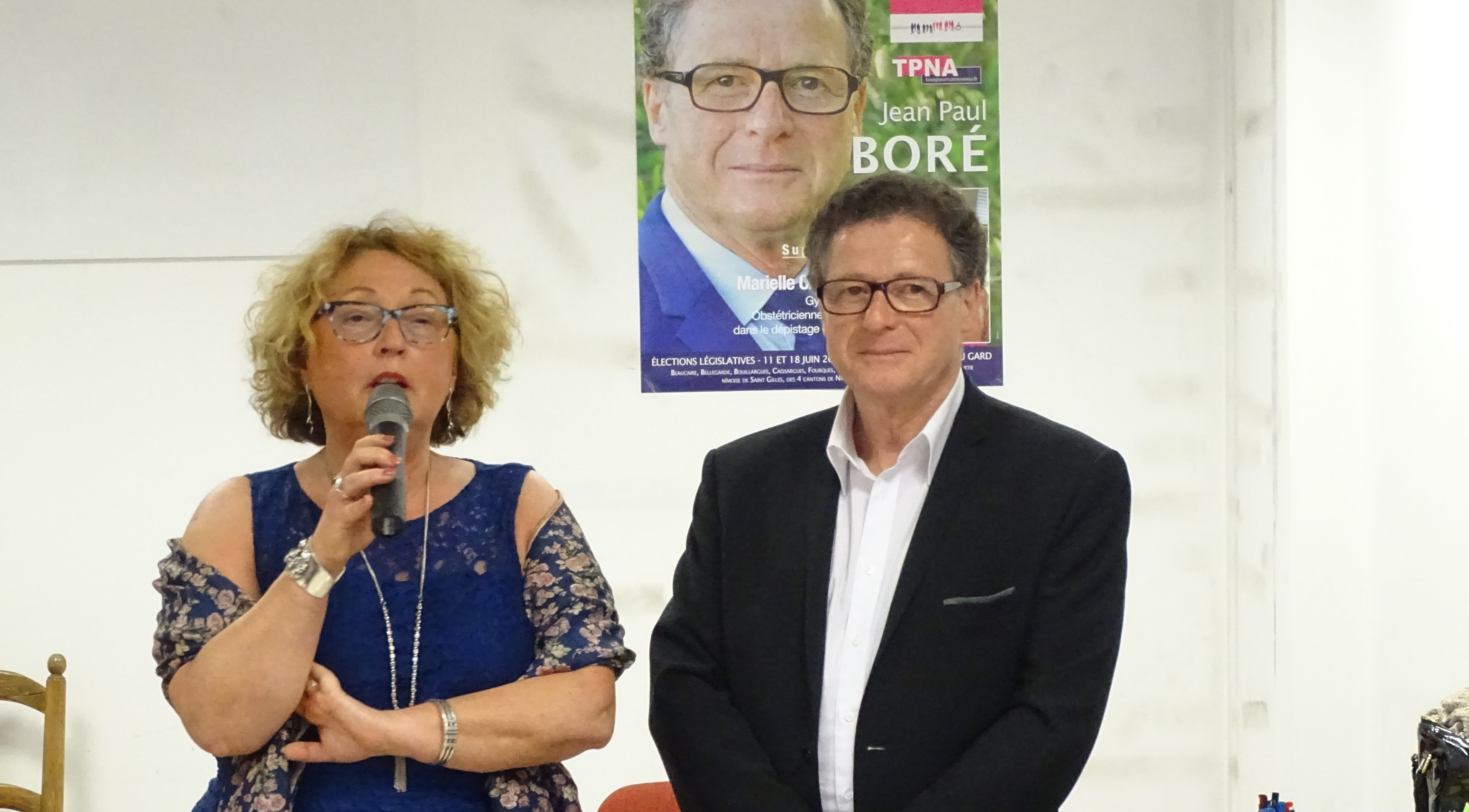 Photo of LÉGISLATIVES Pensant être victime d'une « action malveillante », Jean-Paul Boré porte plainte