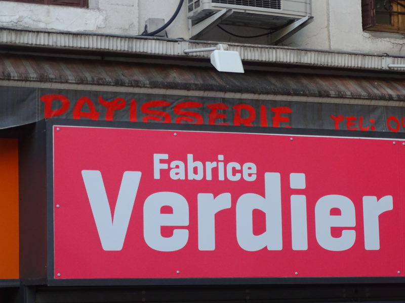 Photo prise lors de l'inauguration du local de campagne de Fabrice Verdier. Photo Tony Duret / Objectif Gard