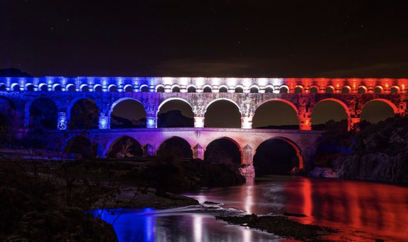 Photo DR Pont du Gard