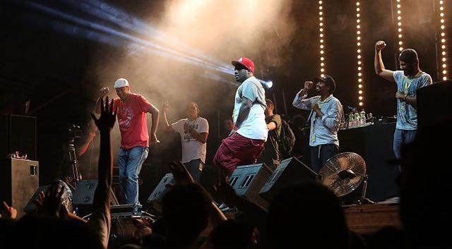 The Pharcyde sur scène (Photo : Manfred Werner / CC / Wikimedia Commons)
