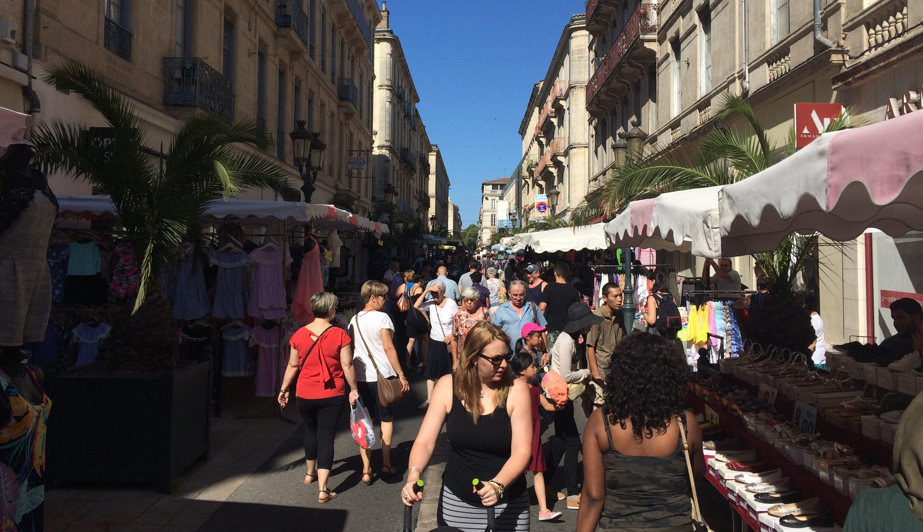 Photo of NÎMES Attention, deux jours de braderie !