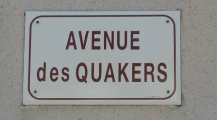 "Congénies a son ""Avenue des Quakers"" Photo : Gérard Verhoest)"