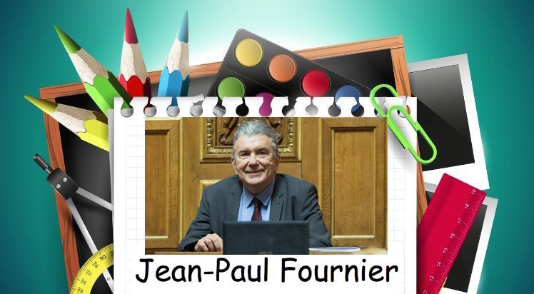 Photo of RENTRÉE Le bulletin de notes 2016-2017 de Jean-Paul Fournier