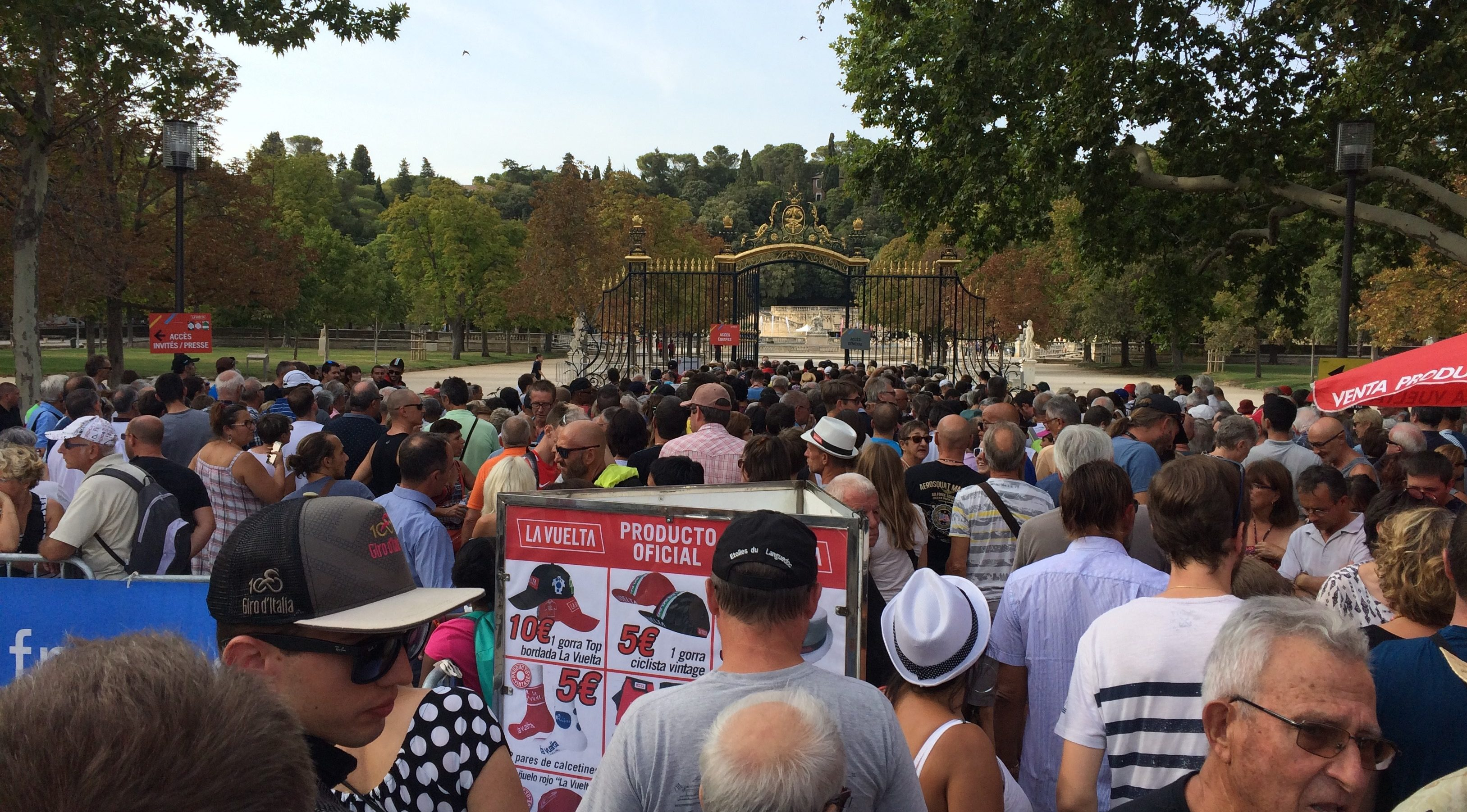 Photo of NÎMES Vuelta, les choses sérieuses commencent