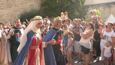 Photo of AIGUES-MORTES Beau succès public pour la Saint-Louis 2017