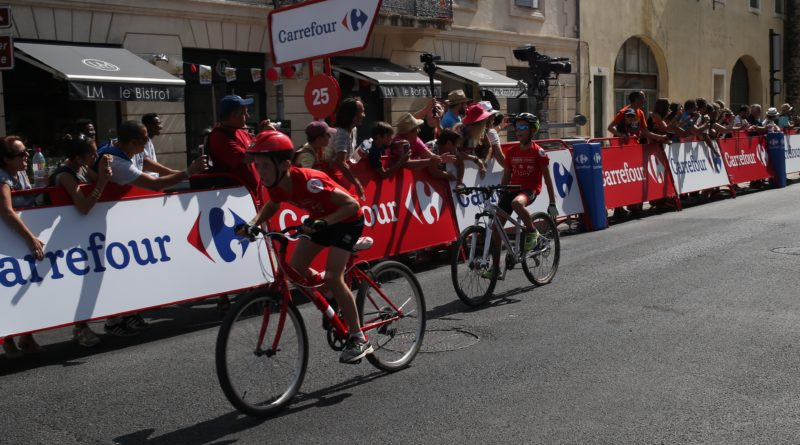Un passage de la Vuelta Junior Cofidis (Photo Anthony Maurin).