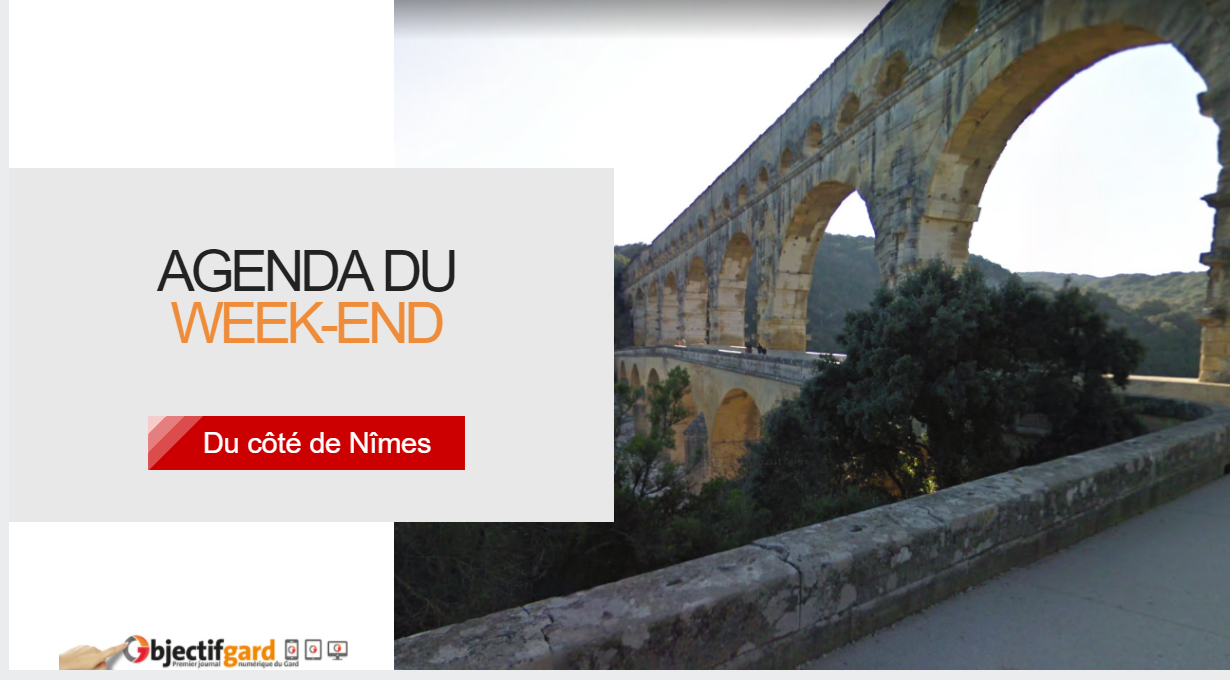 Photo of [AUTOUR DE NÎMES] Sorties et bons plans, du 15 au 17 septembre 2017