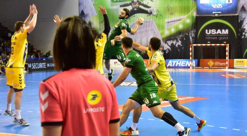 USAM Nîmes-Montpellier : la Green Team défie Goliath !