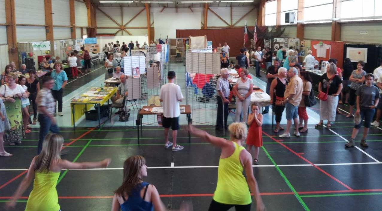 Photo of SAINT-HILAIRE-DE-BRETHMAS Un week-end de rentrée actif