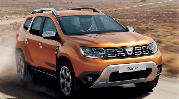 Le nouveau Dacia Duster Photo : DR)