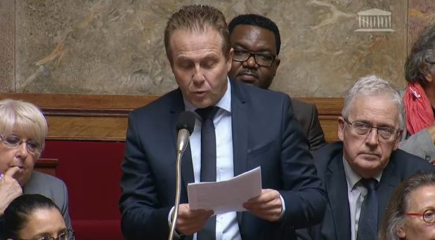 Photo of ASSEMBLÉE NATIONALE Olivier Gaillard interpelle le gouvernement