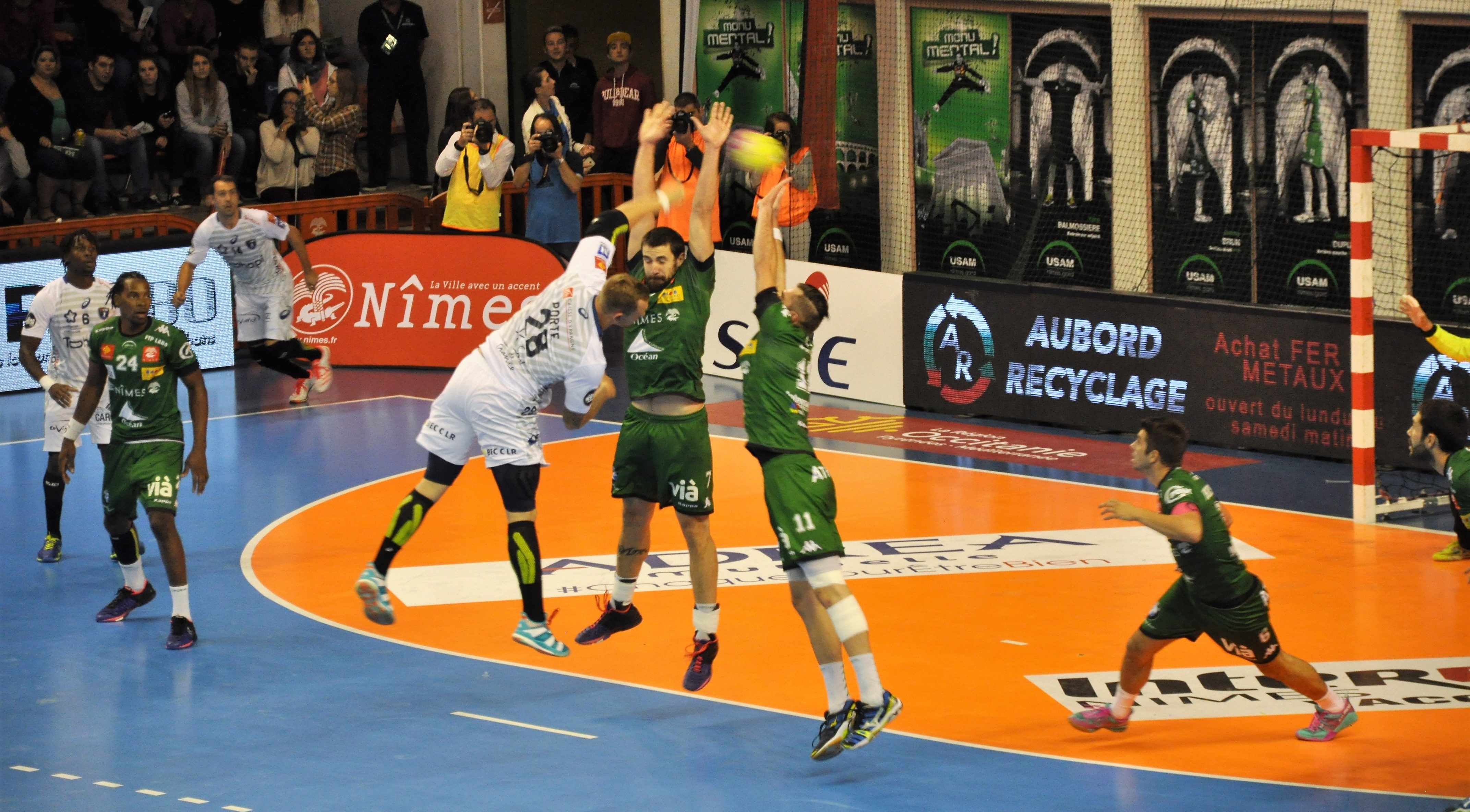 Photo of USAM La Green Team crucifie Dunkerque