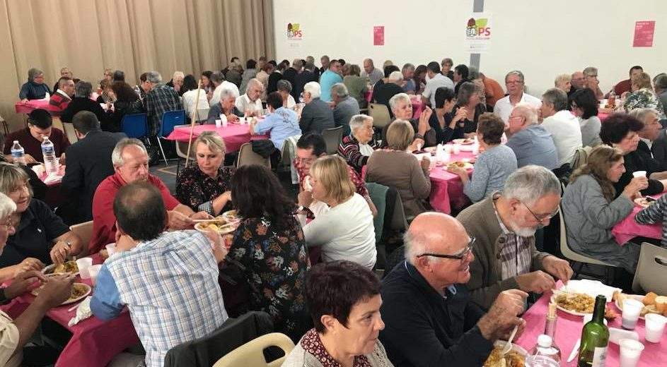 Photo of GARD 150 socialistes réunis à la fête de la rose
