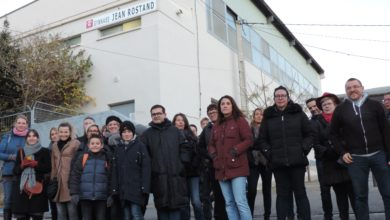 Photo of CARTE SCOLAIRE Les parents de Jean Rostand bloquent le collège