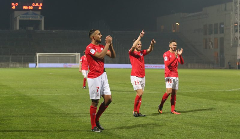 Ligue 2 : Nîmes conforte sa 2e place