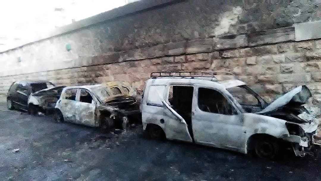 Photo of NÎMES L'incendiaire d'une soixantaine de voitures dort en prison
