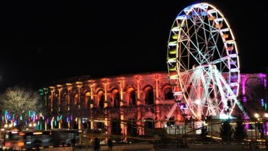 Photo of NÎMES Grande roue de Paris : tournez manège !