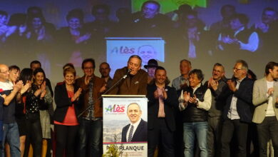 Photo of MUNICIPALES Ce 15 mars, Paul Planque promet un « 15-3 » pour battre Max Roustan à Alès