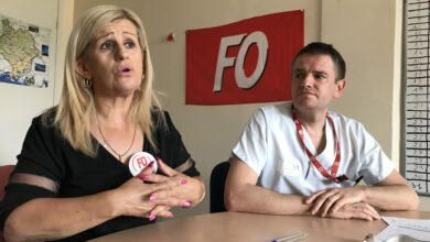 Photo of ALÈS Le syndicat Force Ouvrière s'inquiète de la prime promise au personnel hospitalier