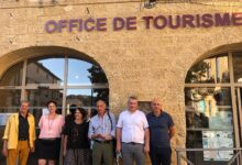 Photo of REMOULINS Le bureau d'information touristique rouvert au public