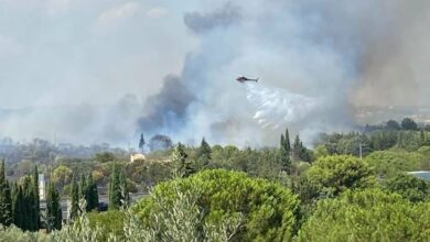 Photo of MILHAUD Incendies en série : la piste d'un pyromane évoquée…