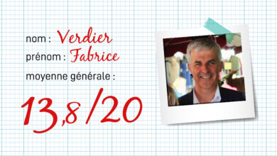 Photo of RENTRÉE Le bulletin de notes 2019-2020 de Fabrice Verdier