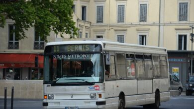 Photo of NÎMES-BERNIS Ils refusent de porter un masque dans le bus et insultent le conducteur