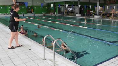 Photo of TERRE DE CAMARGUE Des stages d'apprentissage de la natation au centre Aqua-Camargue