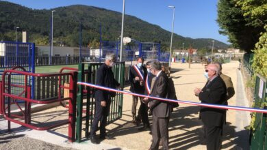 Photo of INAUGURATION Un parc intergénérationnel tout neuf à Saint-Florent-sur-Auzonnet