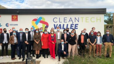 Photo of ARAMON Dix entreprises intègrent la 2e promotion du CleanTech Booster