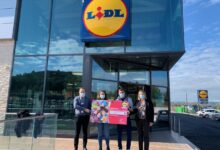 Photo of ROCHEFORT-DU-GARD Le supermarché Lidl inauguré