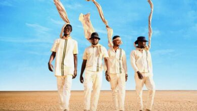 Photo of LA MINUTE (RE)CONFINEMENT « Optimisme » par Songhoy Blues, le disque qui vous fera du bien