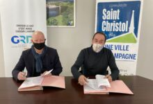 Photo of SAINT-CHRISTOL-LEZ-ALÈS Tournée « Vert L'Avenir », la commune signe une convention avec GRDF