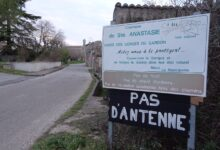 Photo of SAINTE-ANASTASIE 66% des habitants sondés disent non à une nouvelle antenne
