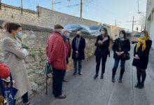 Photo of VILLENEUVE-LÈS-AVIGNON Les visites de quartiers ont repris in situ