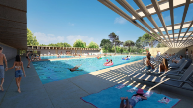 Photo of QUISSAC Quatre millions d'euros pour une piscine intercommunale flambant neuve